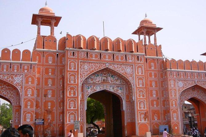 Jaipur Heritage Pink City Tour