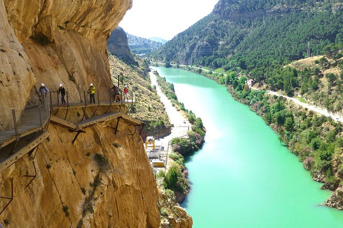 Guided tour: Caminito del Rey from Torremolinos
