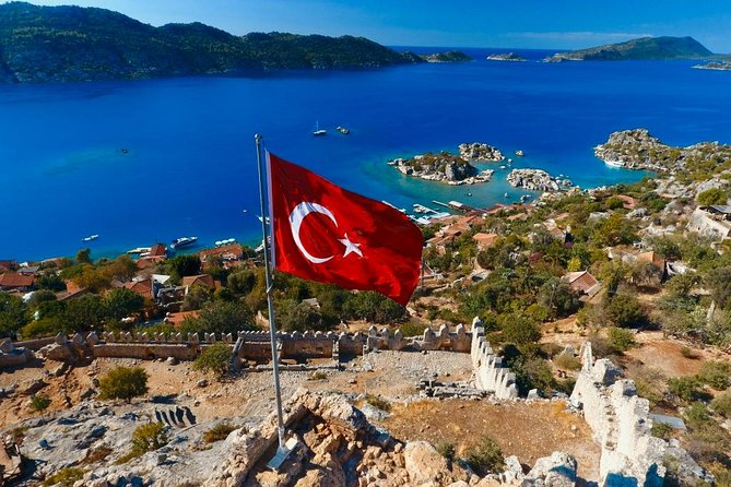 Private Boat Tour to Kekova and Sunken City From Antalya Incl.Transfer