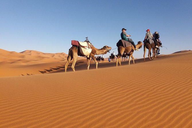 Marrakech Sahara And Gorges 4 Days And 3nights..