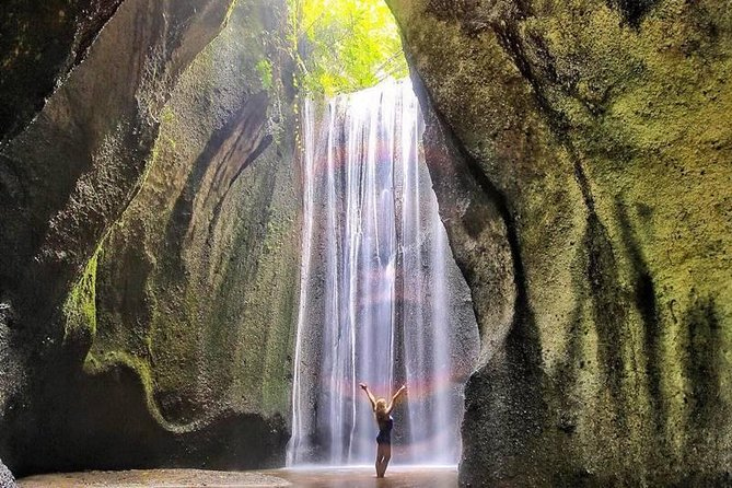 Full Day Tour Triangle Bali Hidden Waterfall
