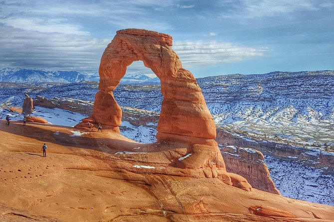 Private Arches National Park, Canyonlands National Park Tour (3 Day)