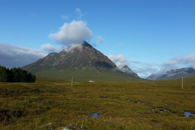 Buachaille Etive Mor, Glencoe. One of the most beautiful peaks in Scotland.