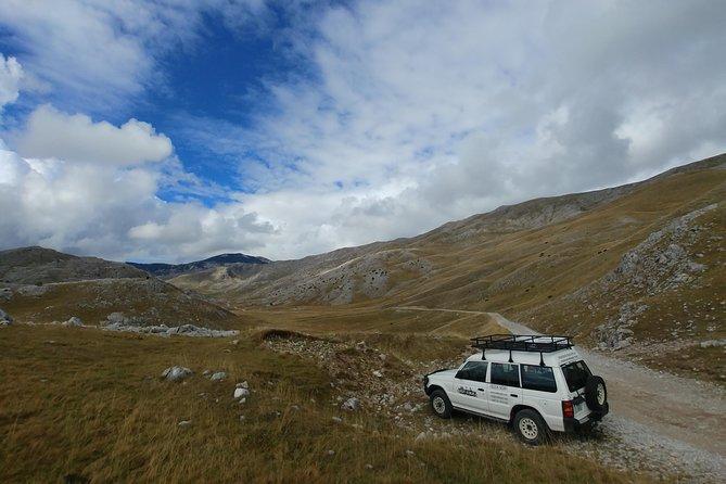 Jeep tour Lukomir
