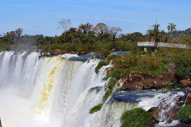Cataratas del Iguazú del lado argentino - Tour privado
