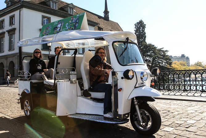 The Chocolate side of Zurich Tuk Tuk Tour photo 8