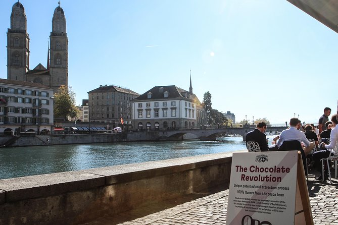 The Chocolate side of Zurich Tuk Tuk Tour photo 2