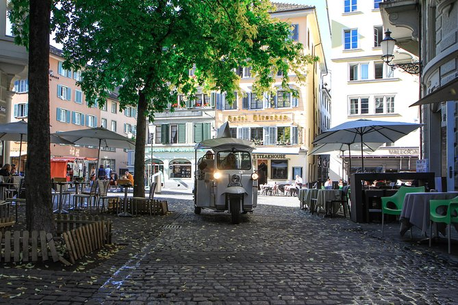 The Chocolate side of Zurich Tuk Tuk Tour photo 10