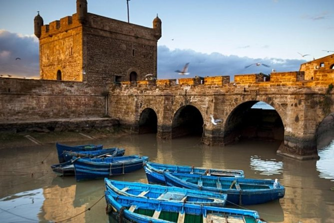 Privat dagstur fra Marrakech til Essaouira