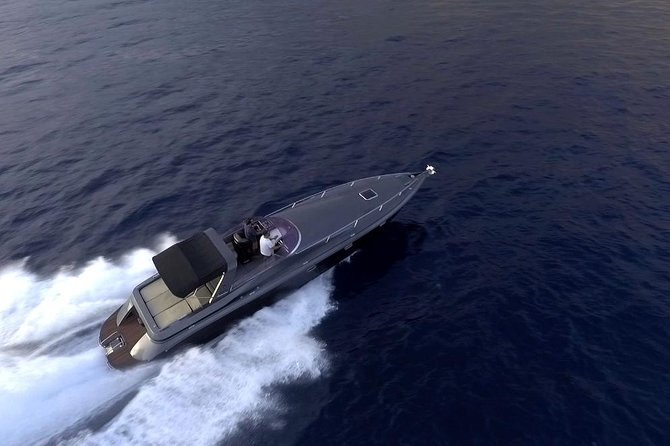 Living the Dream on board of this amazing boat Tullio Abbate 42