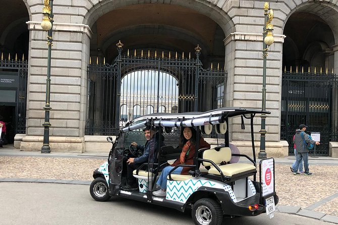 Buggy: Must See Tour Madrid (1 hour - up to 5 people)