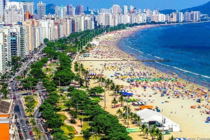 6-hour Beach Town of Santos City Tour (Santos pick-up)