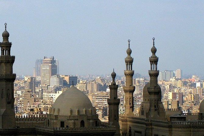Day tour old Cairo With Mohamed Ali Mosque and Old Bazaar