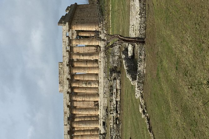Full-Day Amalfi Coast and archaeological site of Paestum