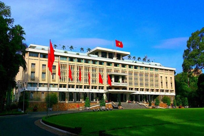 Ho Chi Minh City Tour Private Full Day