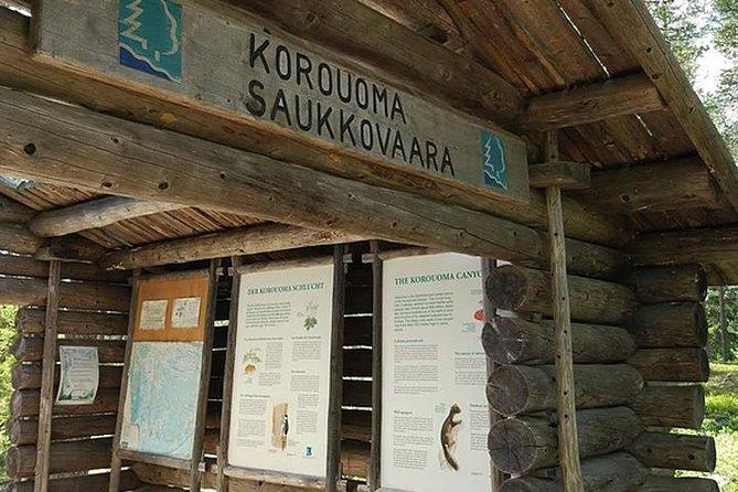 Canyon Korouoma National Park
