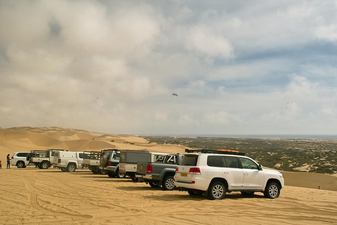 Sandwich Harbour- Guided Self-Drive Tour from Walvis Bay