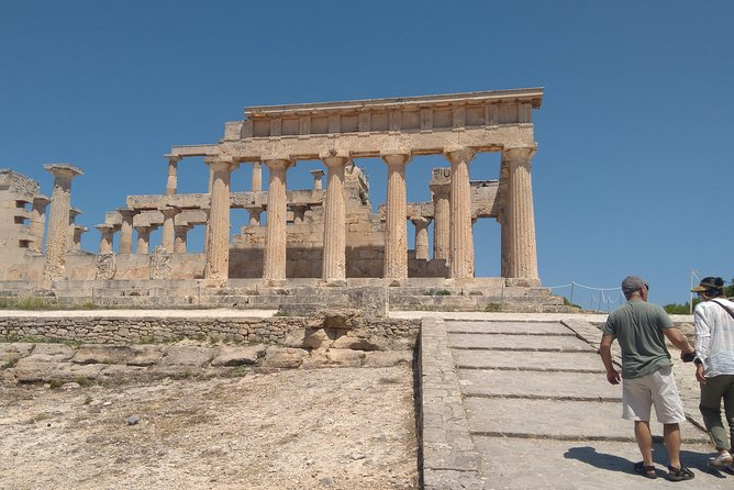 Aegina Island & Temple of Athina Aphaia: A Unique Getaway to Sapphire Water