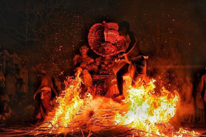 Theyyam Photography Tour 3 Nights 4 Days