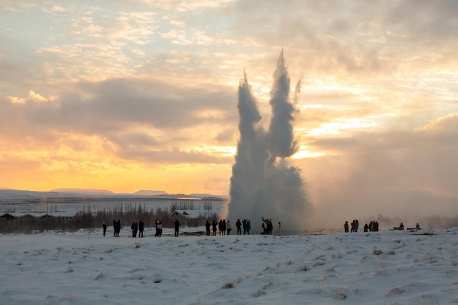 Iceland's Golden Circle Tour with Airport Transfers