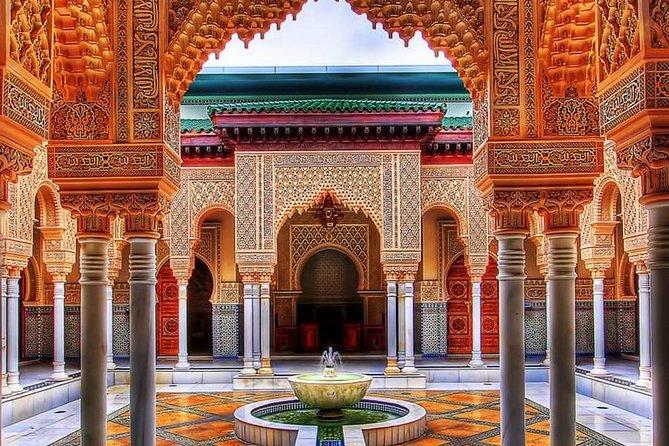 6 Days Best of Morocco Trip