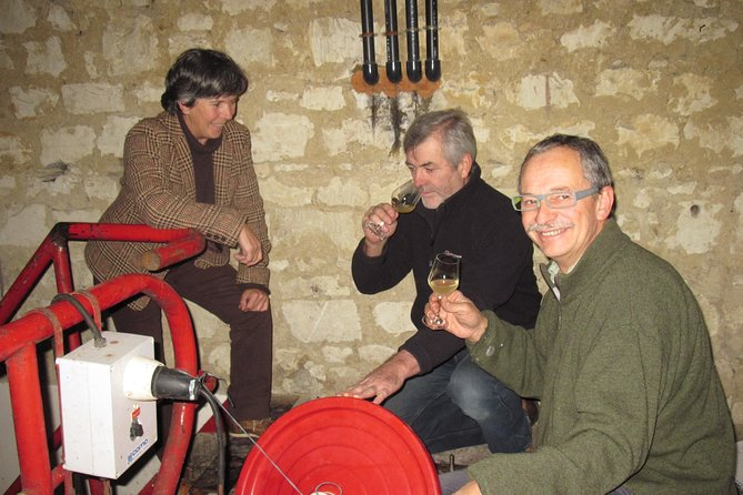 Loire Valley: Wine Tasting & Tour at the Winery