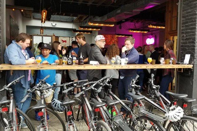 Beer Tasting Bike Tour van Queens en Brooklyn