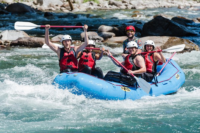 Snoqualmie Whitewater Rafting (Class 3-4)