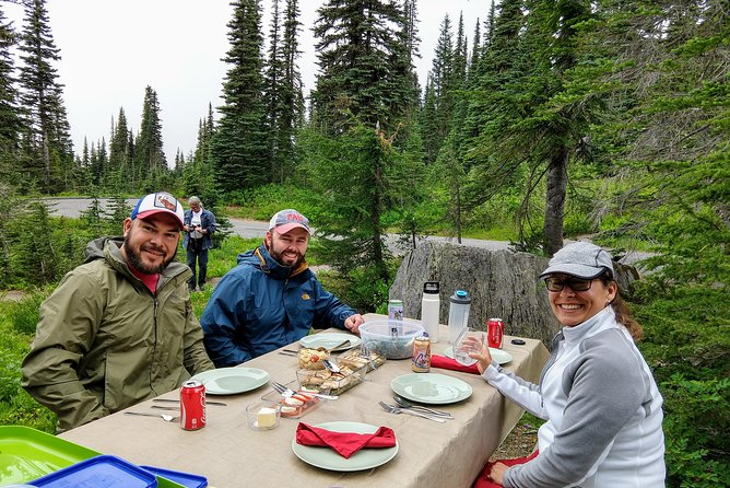 Mount Rainier National Park Luxury Small-Group Day Tour with Lunch