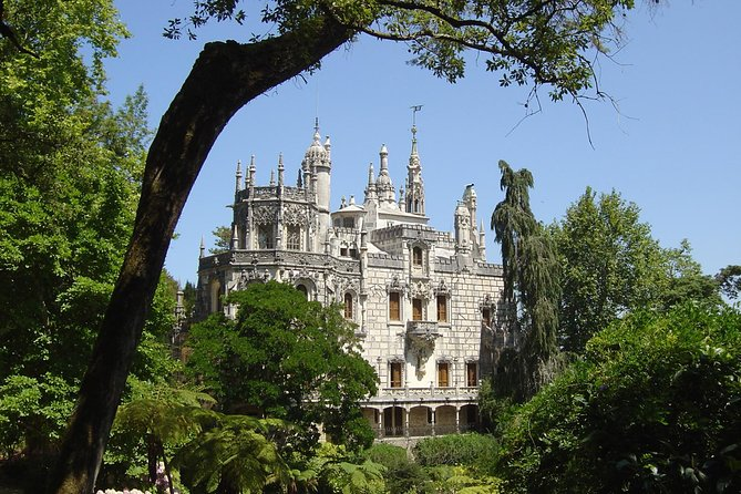 Full-Day Sintra Palaces Small-Group Tour from Lisbon