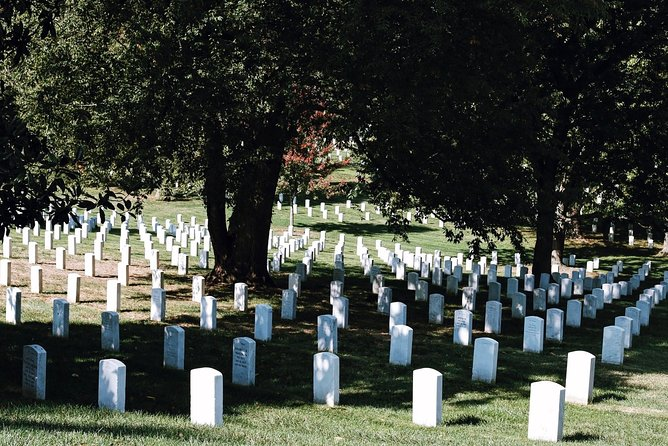 Arlington Cemetery & American History Museum Guided Tour - Semi-Private 8ppl Max photo 23