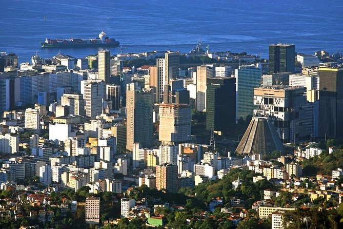 Private Rio City Center Walking Tour