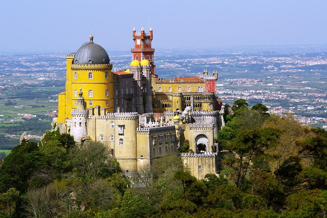 Full-Day Sintra Palaces Private Tour from Lisbon photo 9