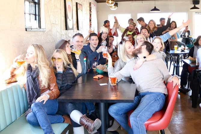 The Brunch Bus: Austin Food Tour with Live Band On Board