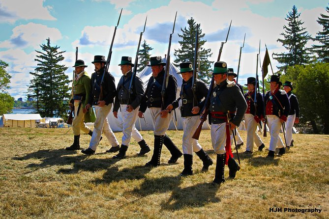 Private, Custom Historical Tour (War of 1812) Niagara Falls-Niagara-on-the-Lake