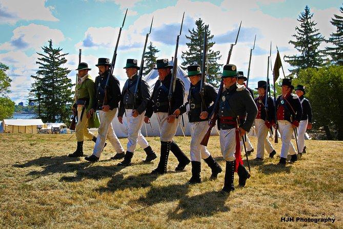 Private, Custom Historical Tour (Oorlog van 1812) Niagara Falls-Niagara-on-the-Lake