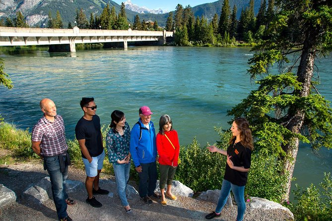 Returning in 2021 is the Banff Guided Walking Tours