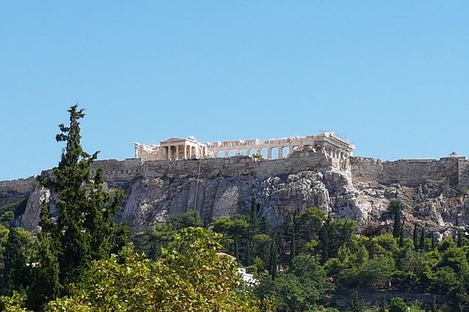 Private Day Trip to Athens Acropolis from Kalamata (Price per Group)