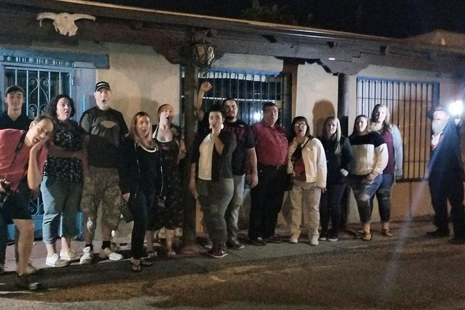 The Ghost Tour of Old Town on New Mexico's oldest Ghost Walk - Since 2001