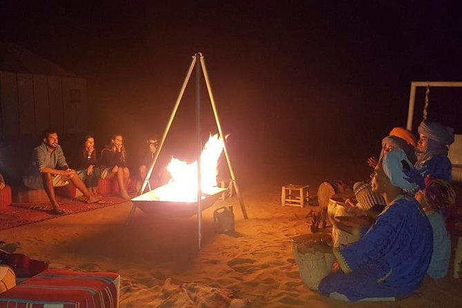 One overnight in Merzouga desert - Upgraded Desert Camp Experience