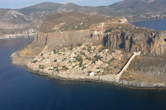 Private Day Trip to Monemvasia from Kalamata (Price per Group)