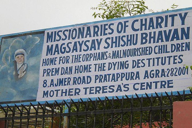 Visit Mother Teresa's Missionaries Of Charity Home In Agra