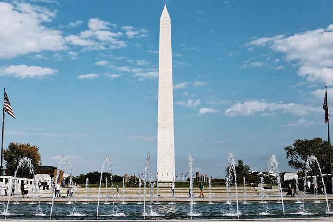 DC National Mall and Capitol Hill Guided Walking Combo Tour - Private Tour