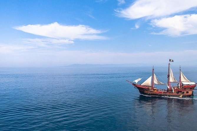 Pirate Ship | Morning Tour | Book with 30 % deposit, the rest at check in!