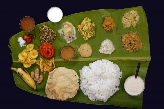 South Indian Dinner With A Local Family In Pondicherry