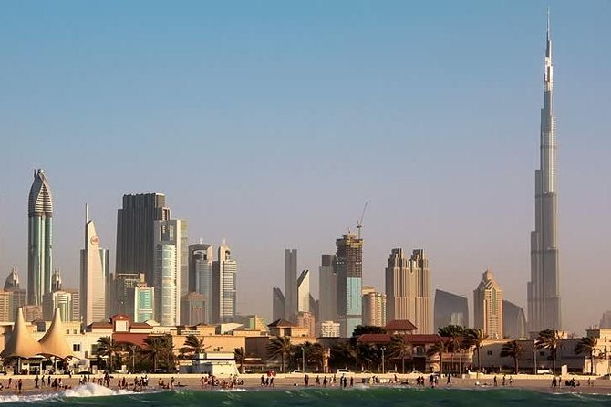 Dubai Sightseeing City Tour