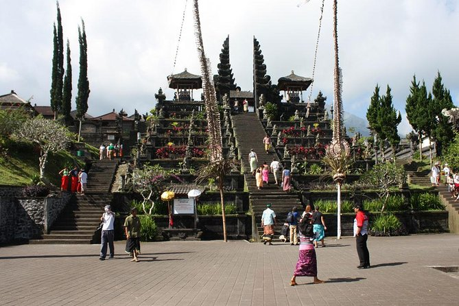 Bali Full Day Temple Tour - Private Sightseeing Tours