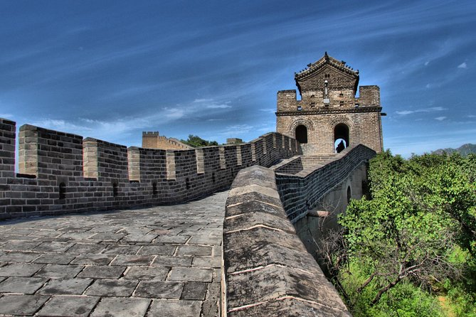 Daily Beijing Group Tour Of Badaling Great Wall And Ming Tomb