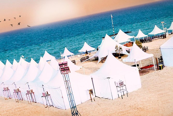 Full-day Private Qatar Desert Safari from Doha