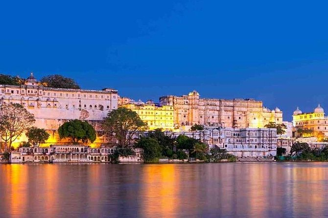 8 Days : Private Tour Golden Triangle with Udaipur photo 1